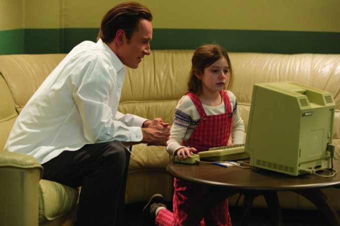 steve jobs michael fassbender Lisa Still