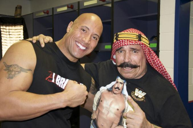 the sheik - sheik and the rock
