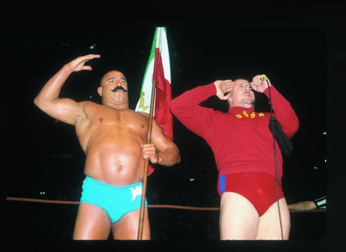 the sheik - sheik and volkov