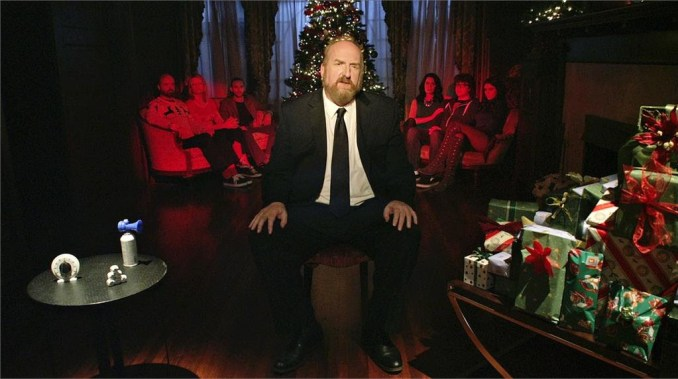 Brian Posehn still from Uncle Nick