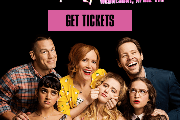 It's time to light it up! Get your FREE tickets to see 'Blockers' early!
