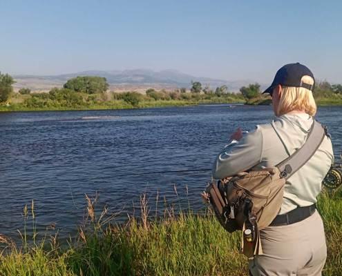 Reel Women Fly Fishing Adventures Madison River Montana