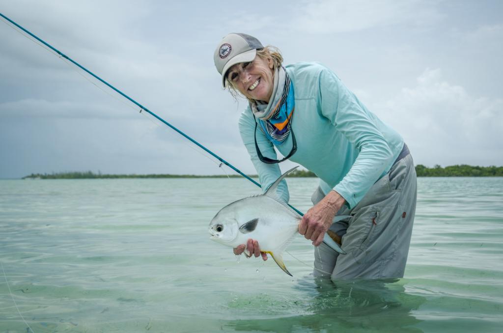 Reel Belize Permit Quest Saltwater Trip