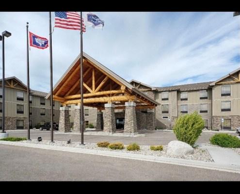 Hampton Inn & Suites Pinedale, Wyoming
