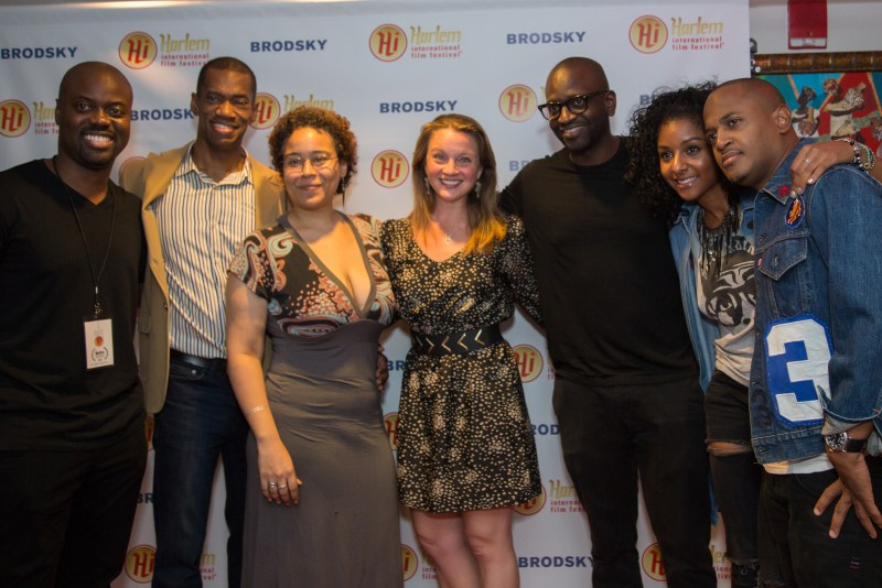 Harlem International Film Festival_Cast and Crew of Man's Best Friend Forever
