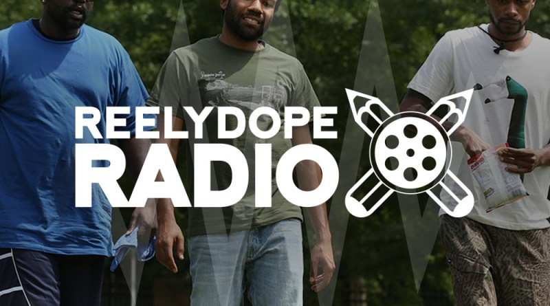 reelydope radio episode 50 cover art for the reelydope radio podcast