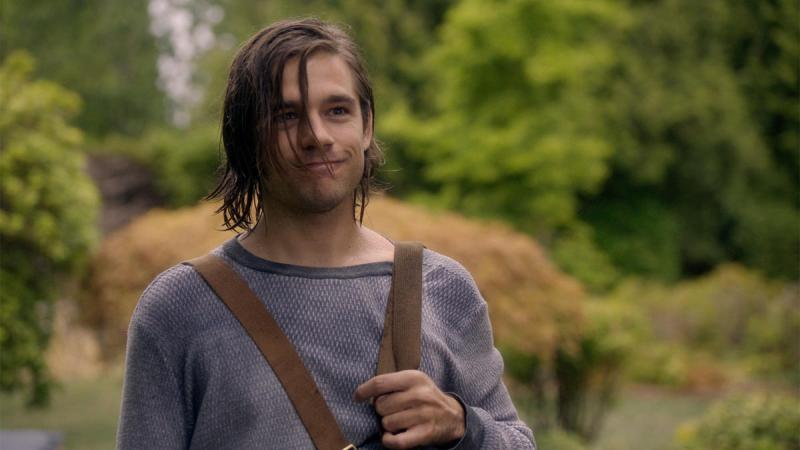 Pictured here is Quentin Coldwater, the main character in the 2017 Netflix Syfy show, The Magicians.