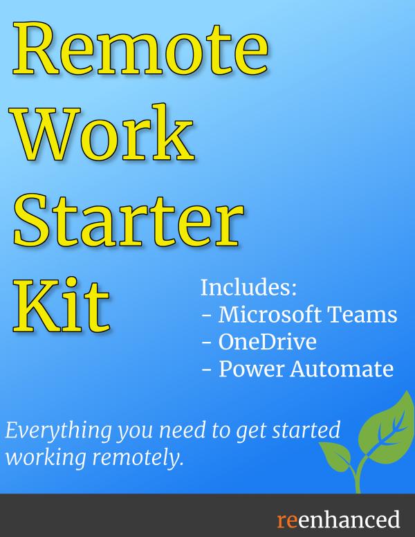 Remote work starter kit image