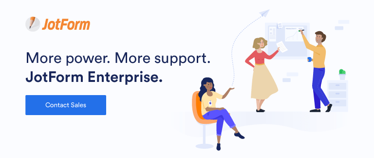 JotForm Enterprise offers a new Power Automate Connector, available today!