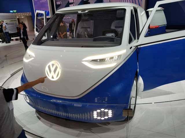 VW Bulli IAA2018