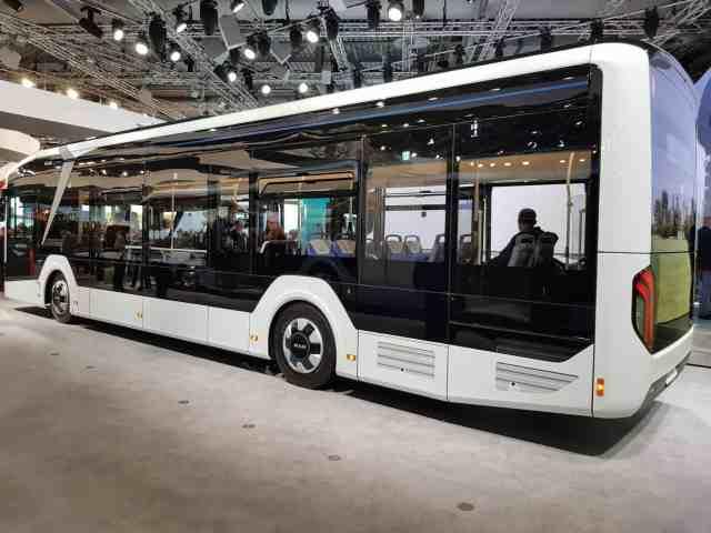 MAN Bus IAA 2018