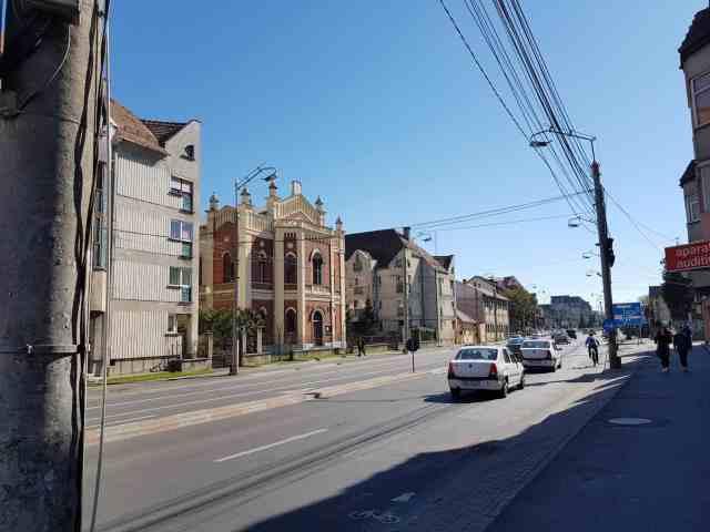Hermannstadt Rumänien Sibiu Altstadt Innenstadt