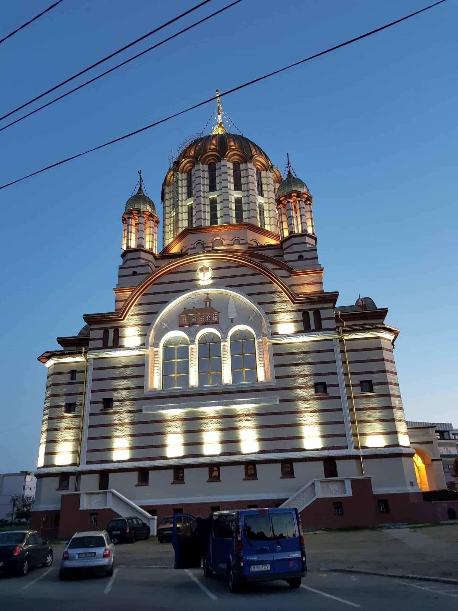 Fagaras Kathedrale orthodoxe Kirche