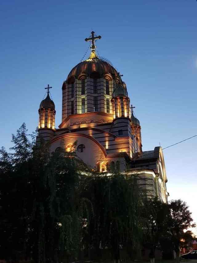fagaras church kirche kathedrale