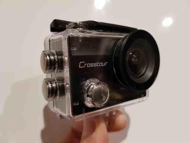Crosstour Actioncam