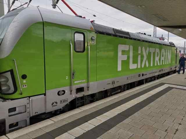 Flixtrain Lok