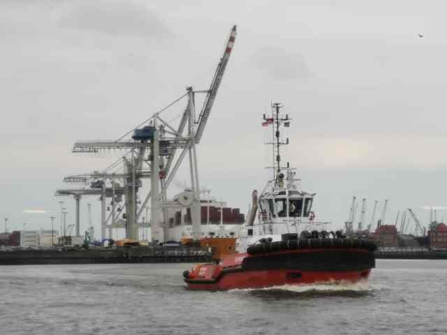 Hamburg Kurztrip Fähre