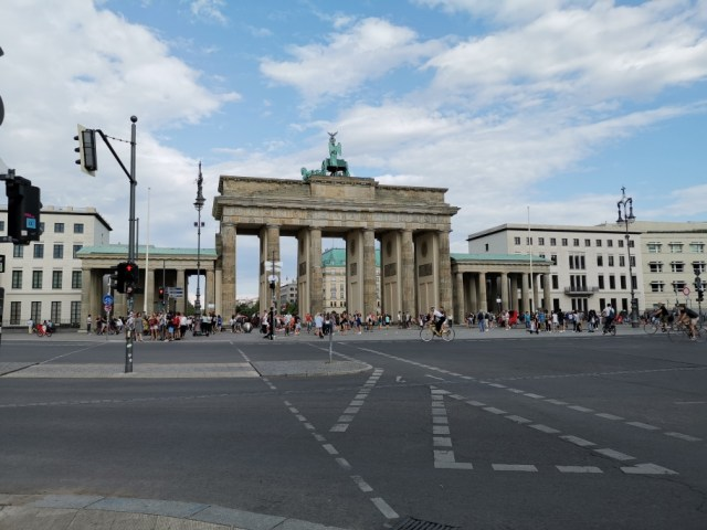 Stopover Berlin