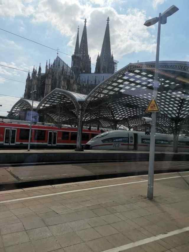 Köln Bahnhof