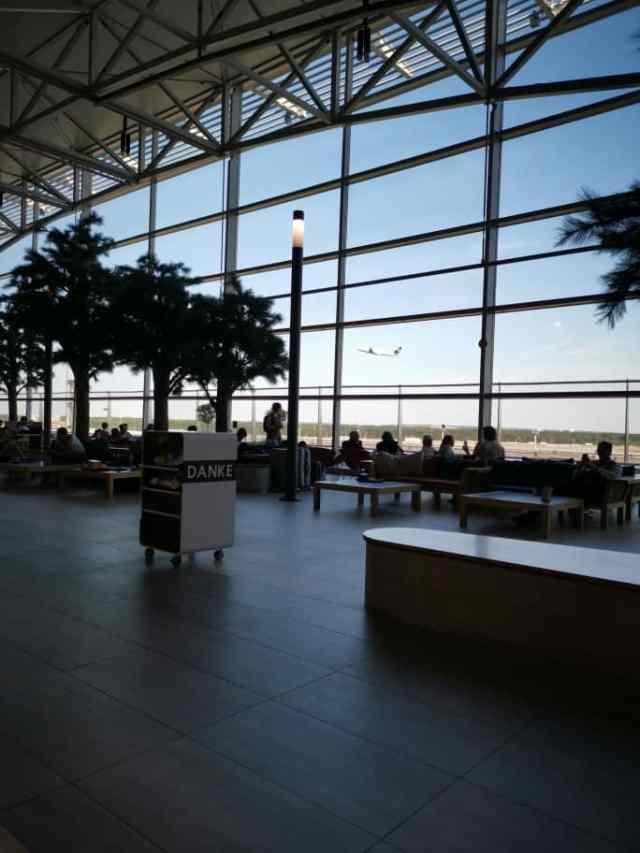 Terminal 2 Frankfurt