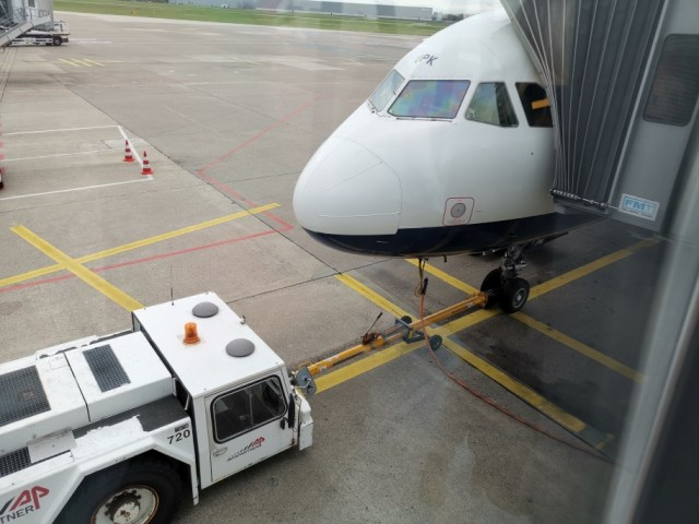 London Kurztrip Anreise British Airways HAJ