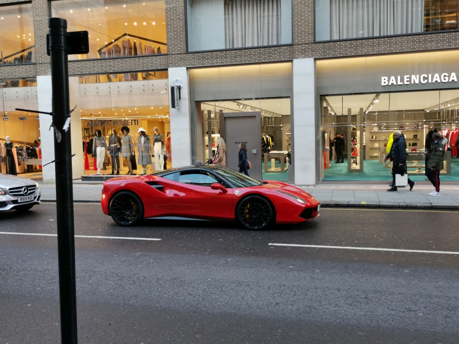 London Supercars Knightsbridge