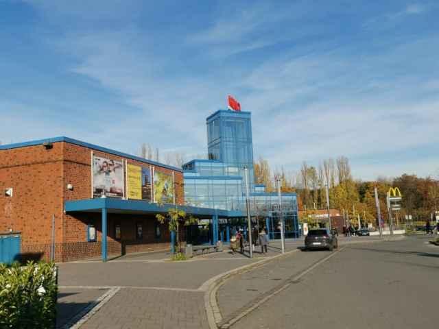 Familienausflug ins Ruhrgebiet