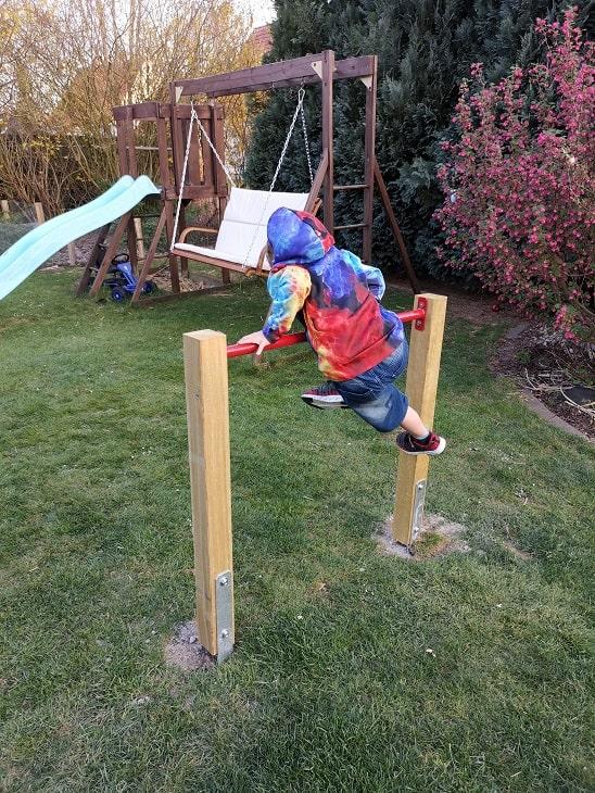 Turnreck im Garten DIY