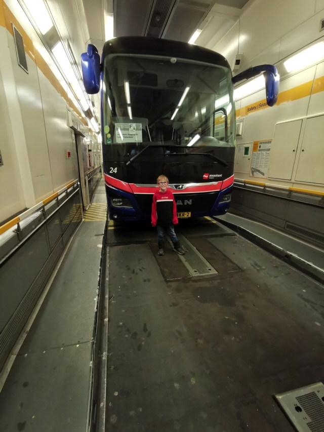 Flixdeal Eurotunnel Bus