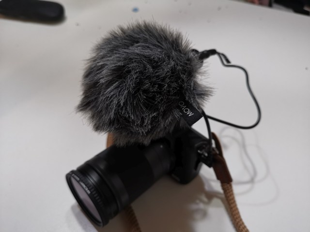 M50 Mikrofon