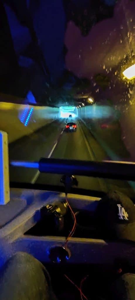 Pinkbus Tunnel