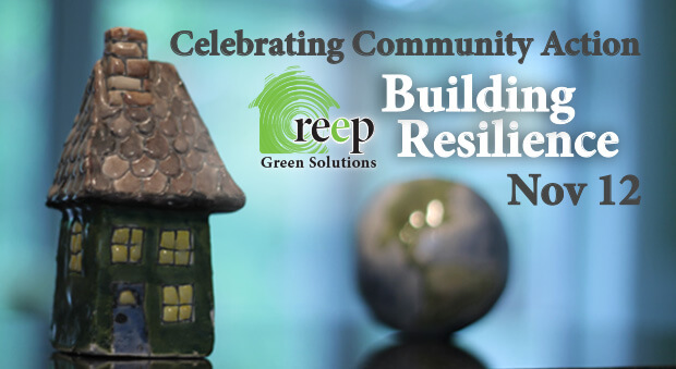Celebrating Community Action: Building Resilience, November 12
