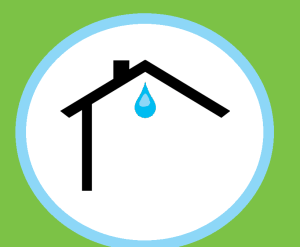 house drop in circle