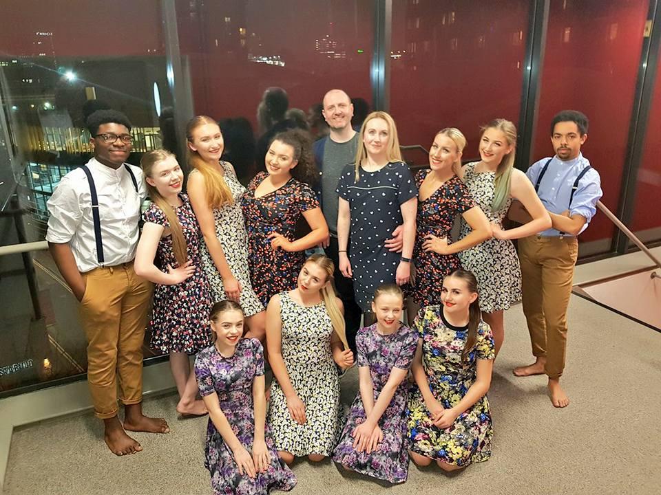 Rees Dance - DAZL Seniors