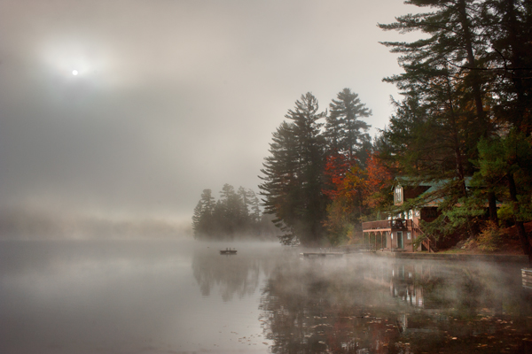 Vermont Fall Foliage Wallpaper Lake Placid Donald Reese Photography
