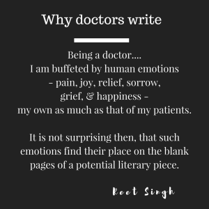 Why doctors write