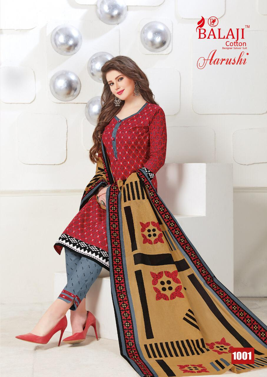 9f43743c86 BALAJI COTTON AARUSHI UNSTITCHED COTTON PRINTED SUITS ONLINE ...