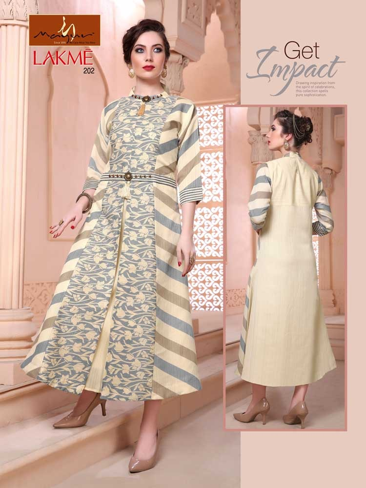 141e60d507 MAYUR LAKME VOL 2 DESIGNER ETHNIC LADIES KURTIS WHOLESALE RATE ...