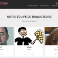 WP Traduction: service de traduction WordPress à moindre coût.