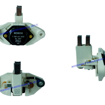 REGULADOR BOSCH 1197311300 24V