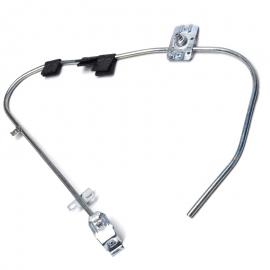 Elevador de cristal Manual de puerta Derecha para Chevy 2