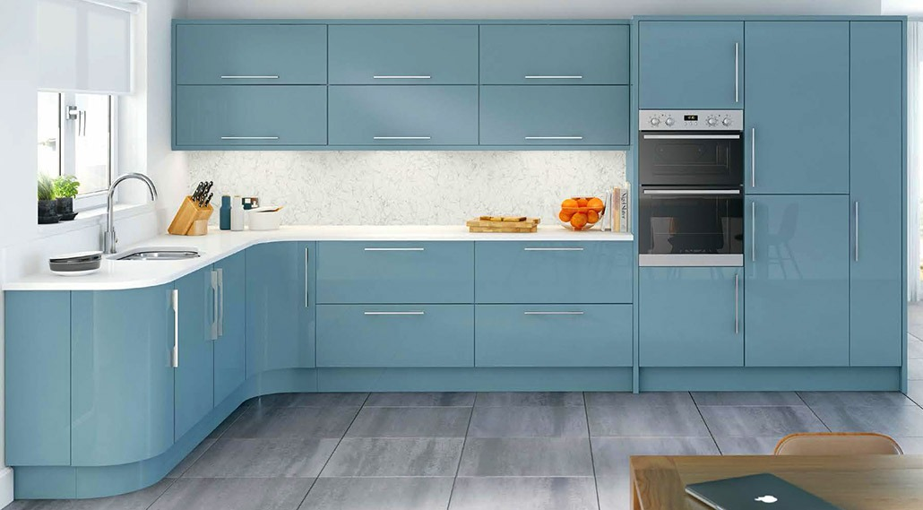 L Shaped Kitchen Design Ideas India