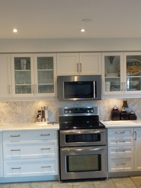 kitchen refacing swivel chairs canlik kitchens helen s