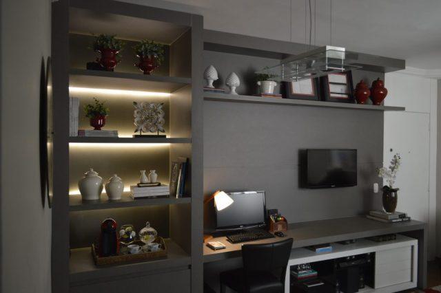home office - Projeto Arquitetas Manoela e Andreia