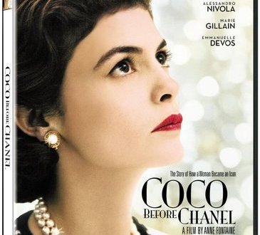Coco Before Chanel DVD Giveaway! 7