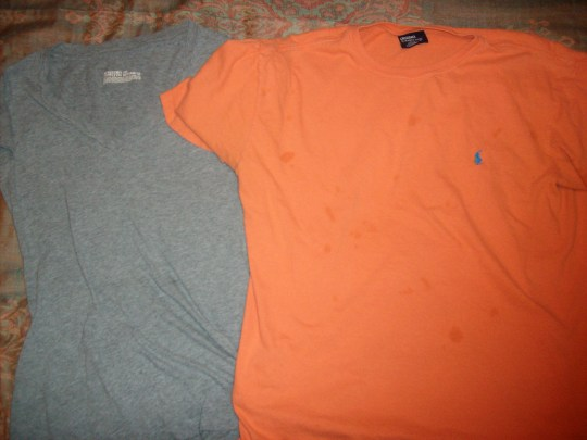 Day 27:  New Life for Old Tees 2