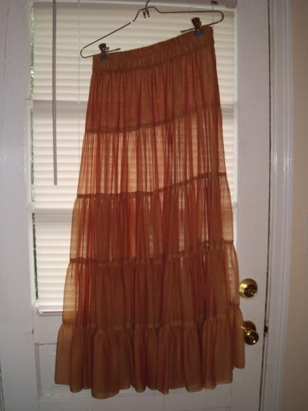 Day 52:  Corn Goddess Dress/ A Challenging Challenge 2