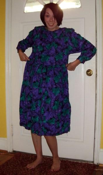 Day 77:  Jungle Love Dress 2