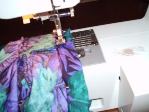 Day 77:  Jungle Love Dress 6