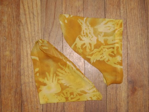 Day 64: Marigold Dress & The Nana Giveaway Winner! 3